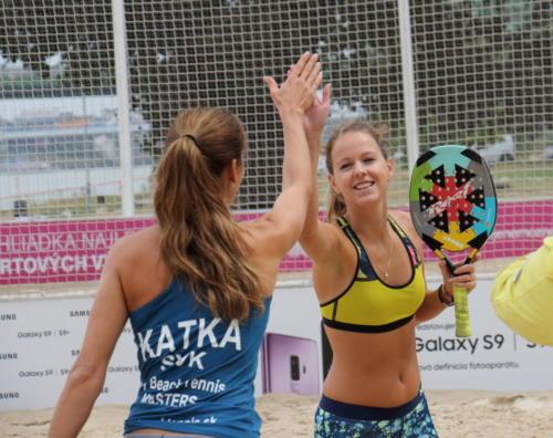 Katarina Palenikova a Denisa Antolikova